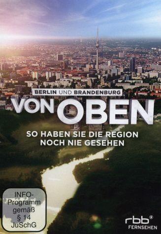 DVD »Berlin und Brandenburg von oben«