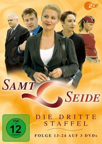 DVD »Samt & Seide - Die dritte Staffel - Folge 13-24«