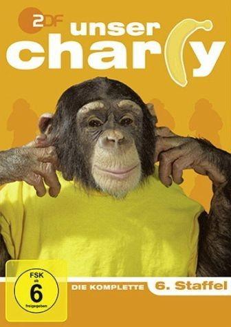 DVD »Unser Charly - Die komplette 6. Staffel (4 Discs)«