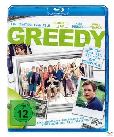 Blu-ray »Greedy«