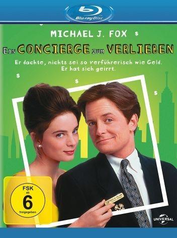 Blu-ray »Ein Concierge zum Verlieben«