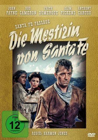 DVD »Die Mestizin von Santa Fe«