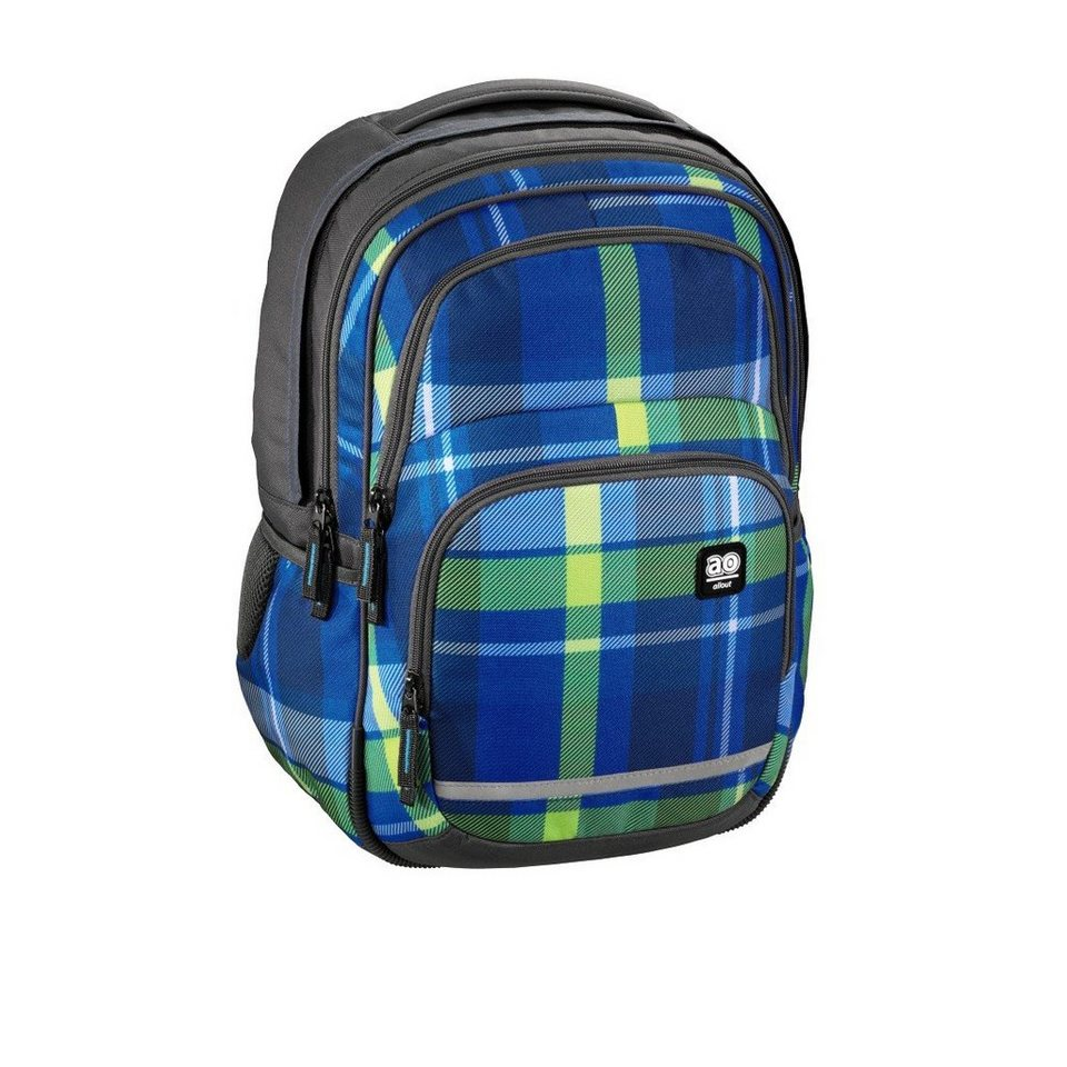 All Out Rucksack Blaby, Woody Blue