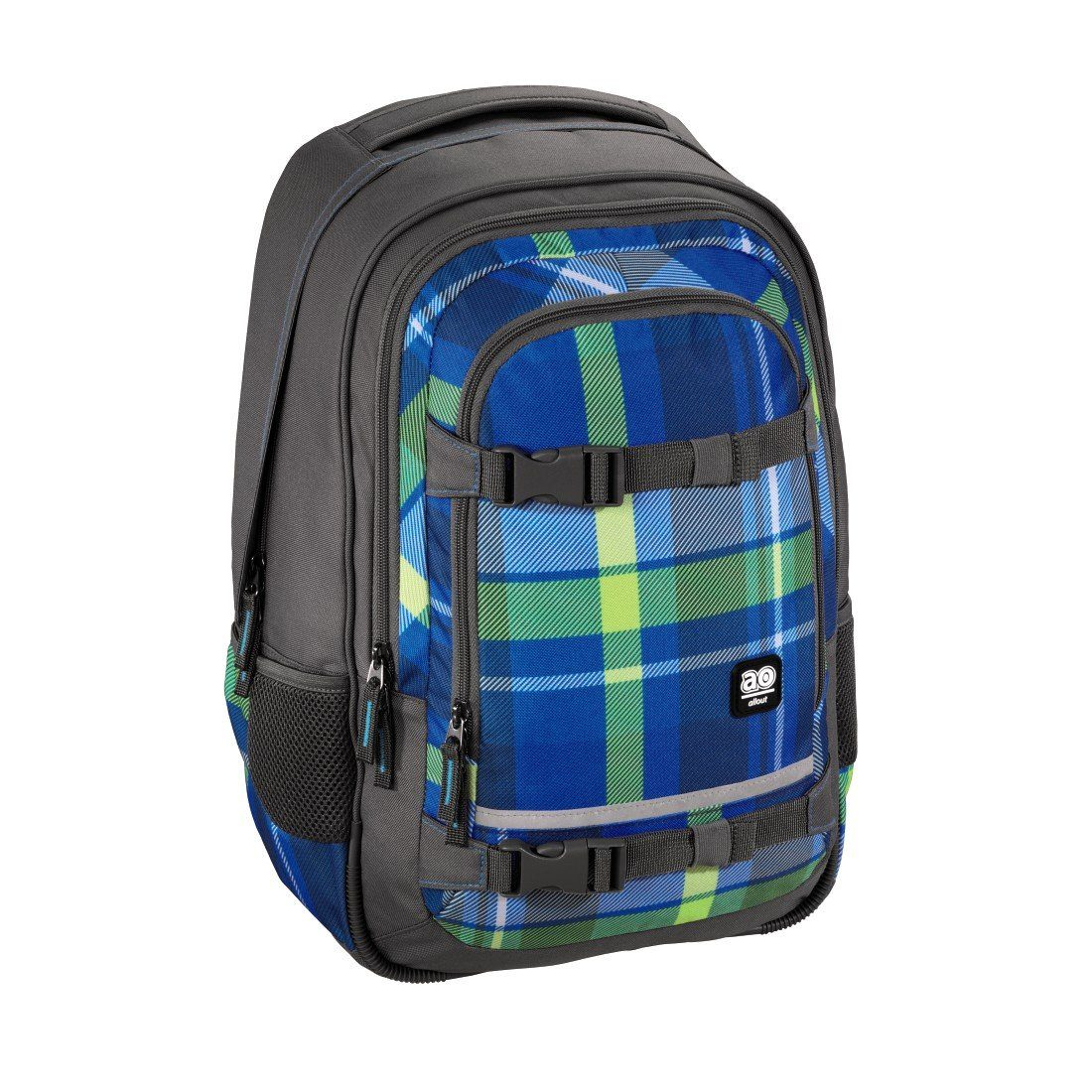 All Out Rucksack Selby, Woody Blue