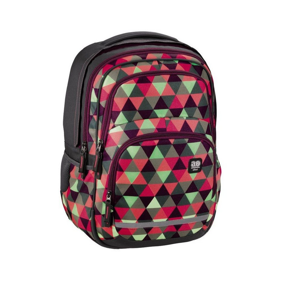 All Out Rucksack Blaby, Happy Triangle