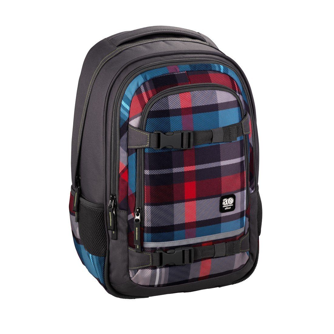 All Out Rucksack Selby, Woody Grey