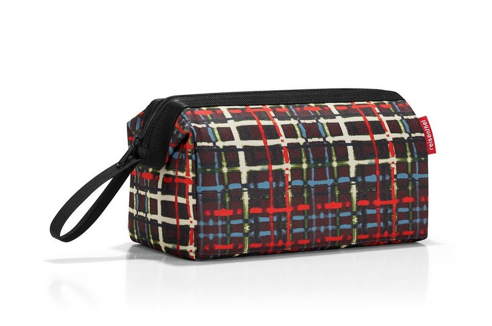 Reisenthel® Kosmetiktasche »travelcosmetic wool« in bunt