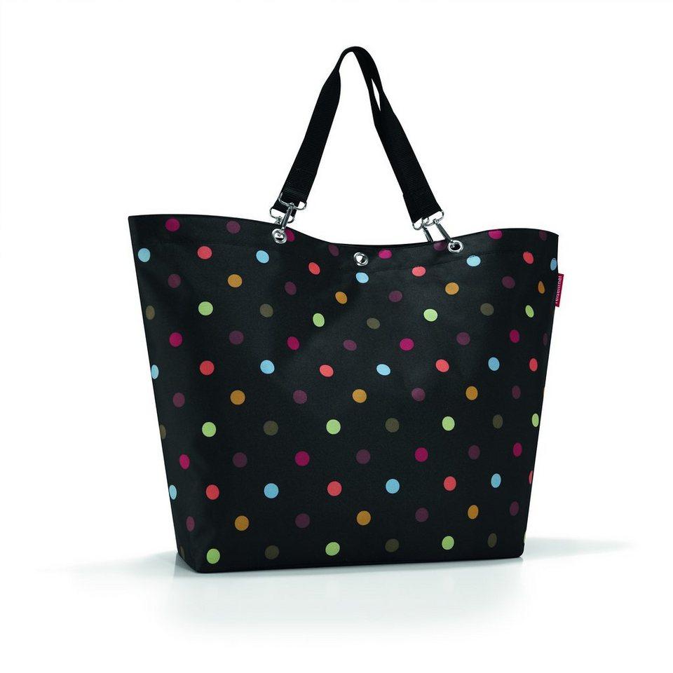REISENTHEL® Einkaufstasche »shopper XL« in schwarz