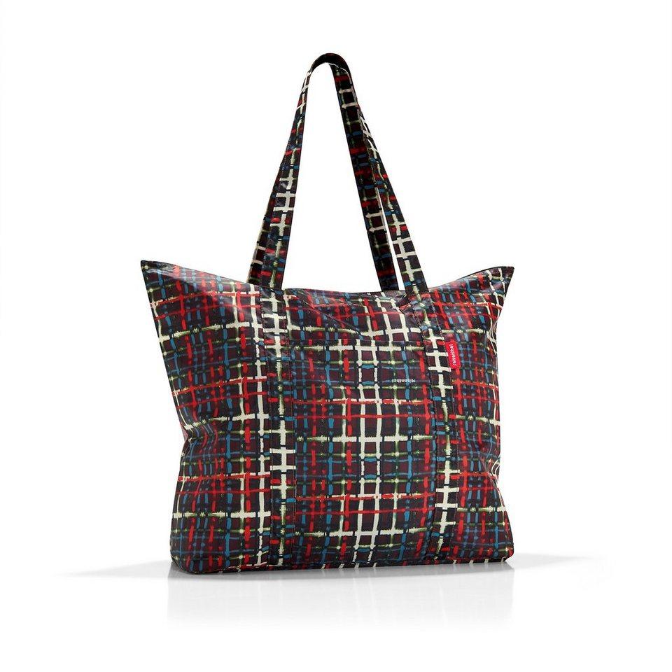 Reisenthel® Reisetasche »mini maxi travelshopper wool« in bunt