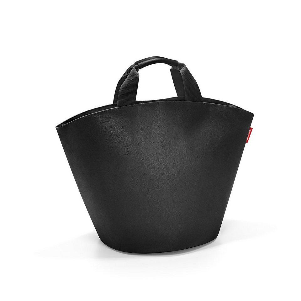 Reisenthel® Einkaufstasche »ibizashopper black« in schwarz