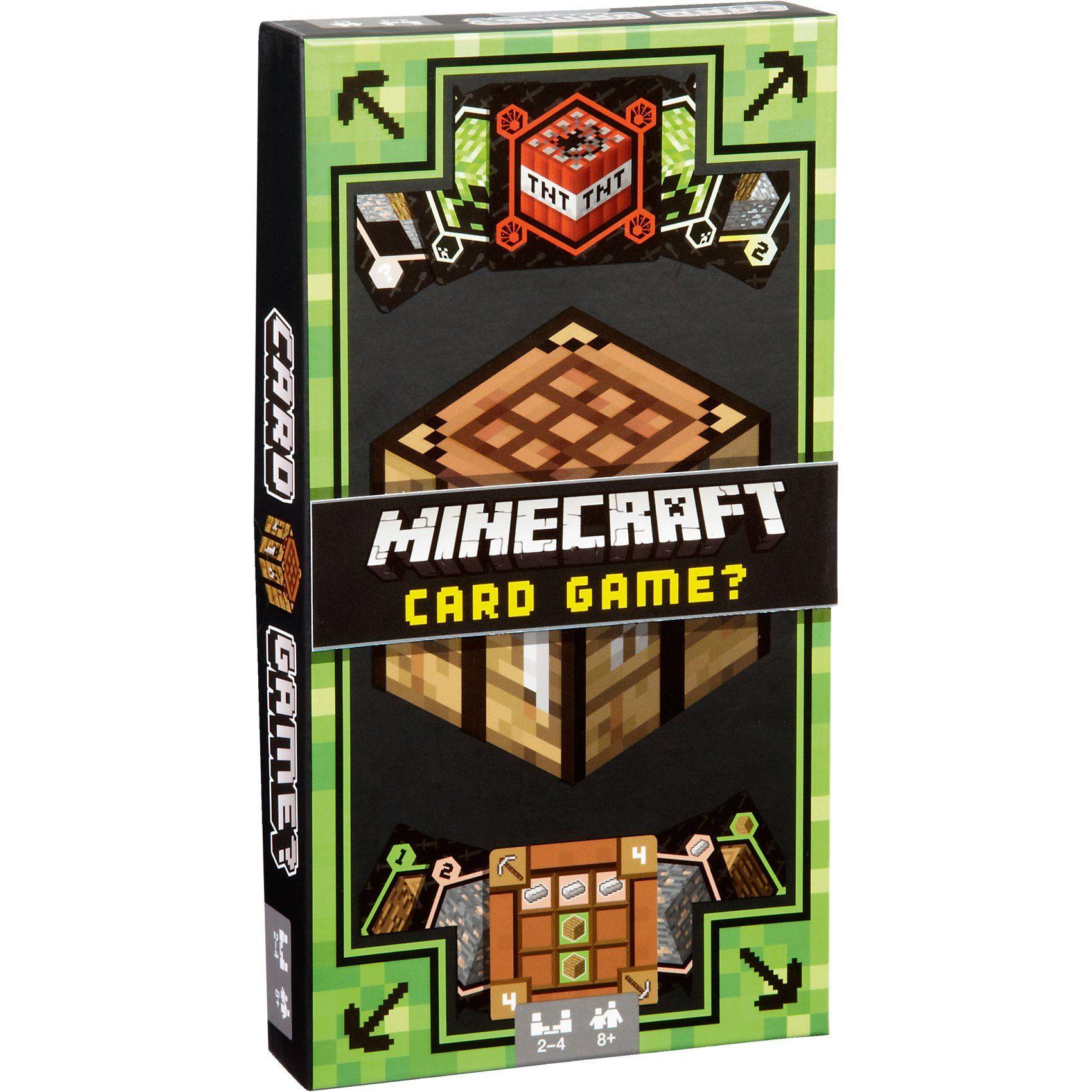 Mattel® Minecraft Kartenspiel