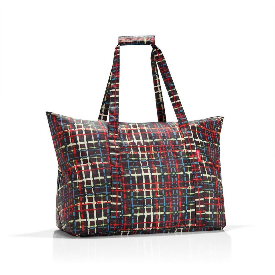 Reisenthel® Reisetasche »mini maxi travelbag wool« in bunt