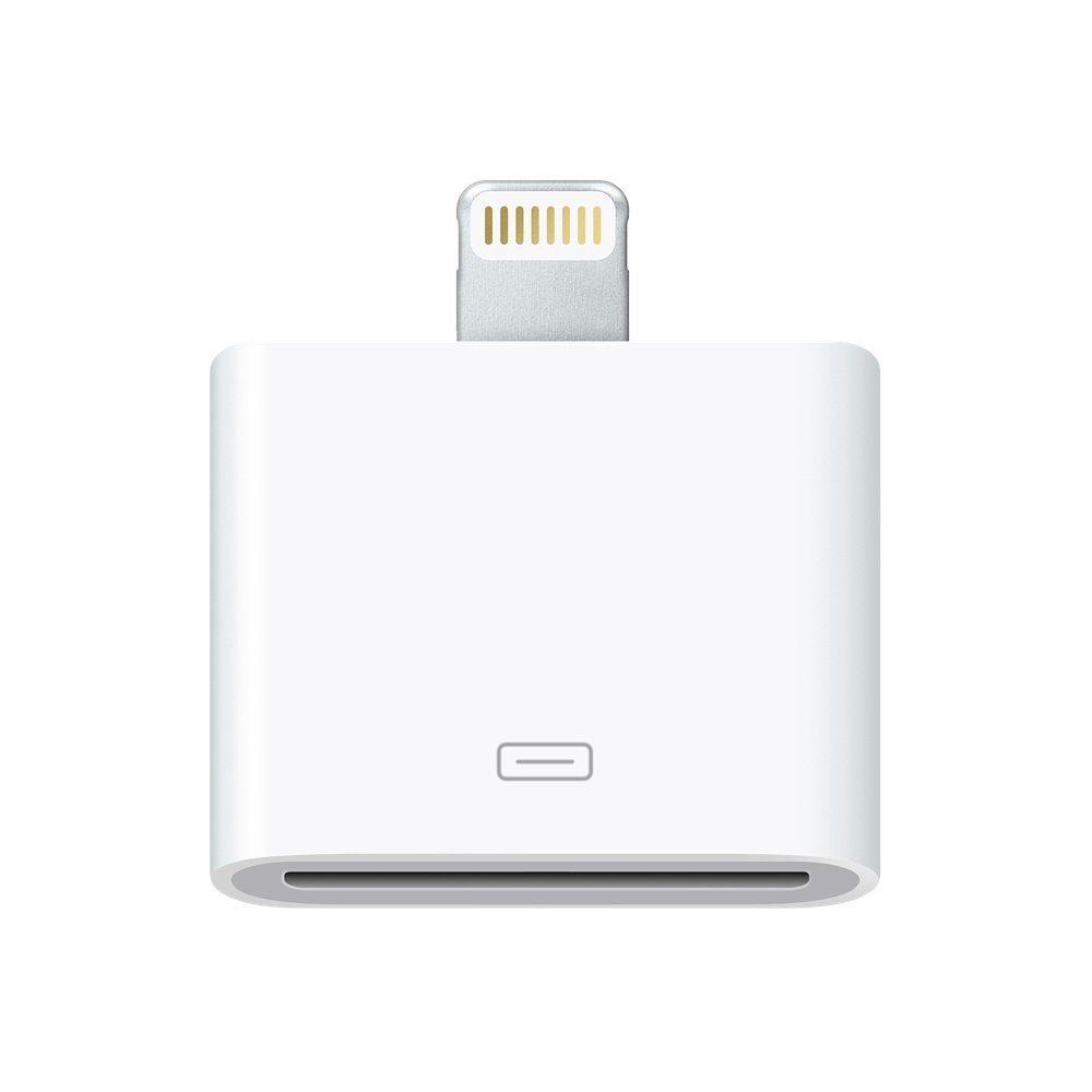 Apple Netzteil »Lightning to 30-polig Adapter - MD823ZM/A«