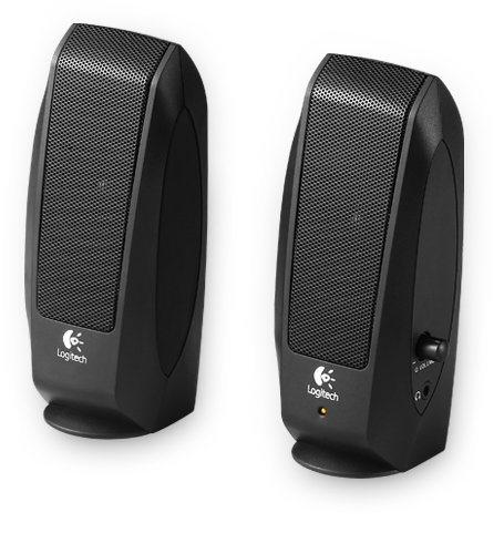 Logitech Lautsprecher »S120 Black - 980-000010«