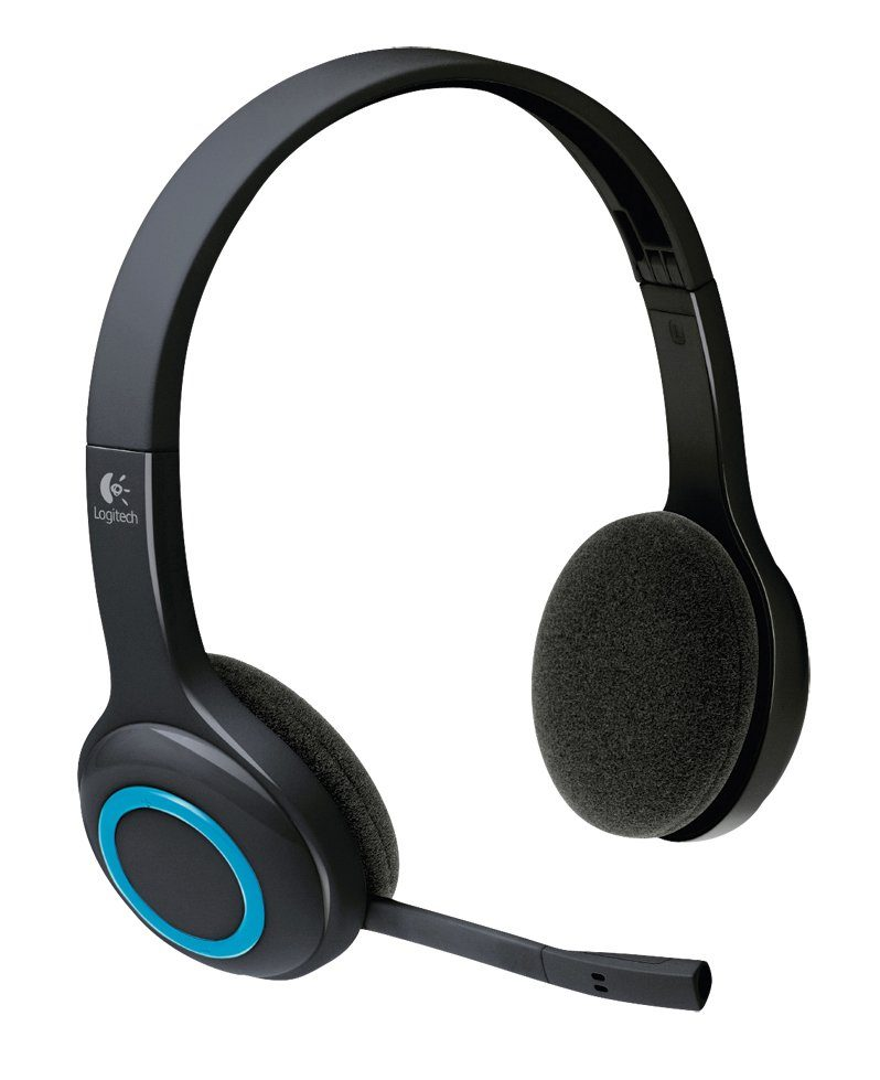 Logitech Headset »Wireless Headset H600 USB - 981-000342«