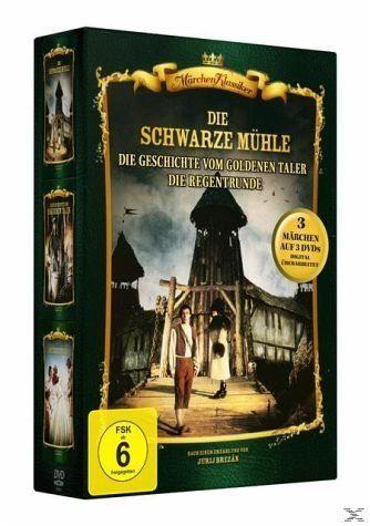 DVD »Märchen-Box 1«