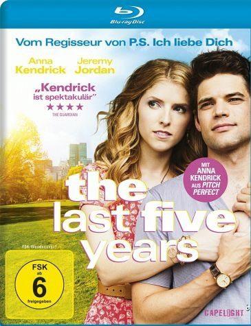Blu-ray »The Last Five Years«