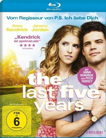 Blu-ray »The Last Five Years«