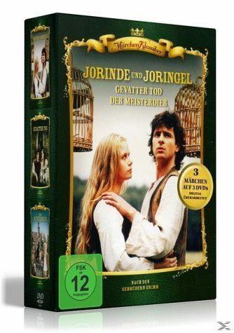 DVD »Märchen-Box 3«
