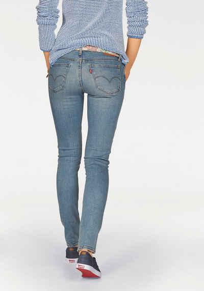 levi s damen jeans 312 shaping slim blau glory days 15. Black Bedroom Furniture Sets. Home Design Ideas