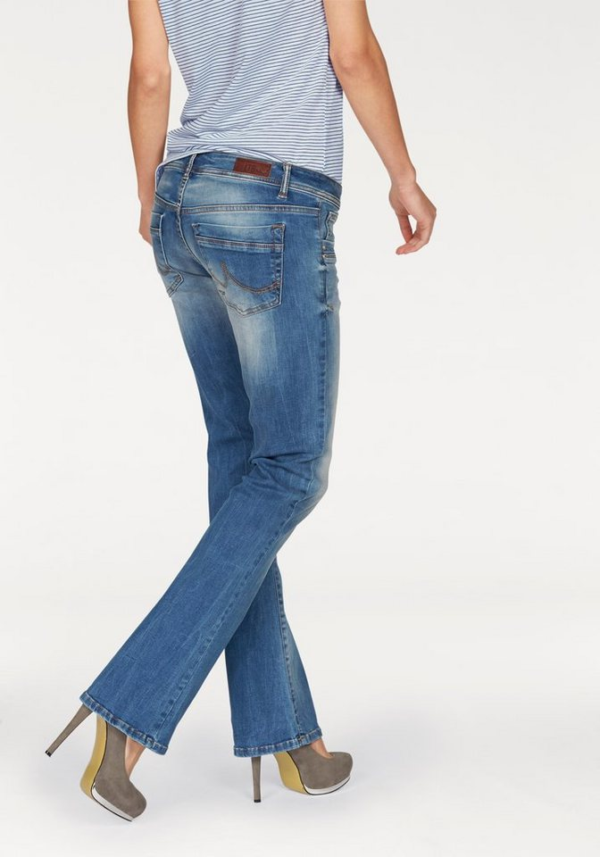 LTB Bootcut-Jeans »Valerie« in blue-calissa-washed