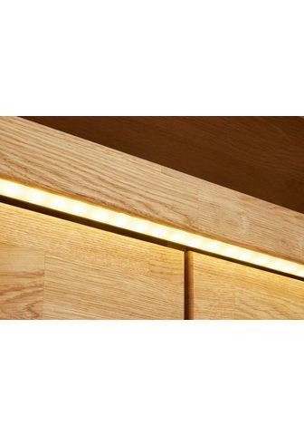 Stalčių LED apšvietimas su Stiklinių l...