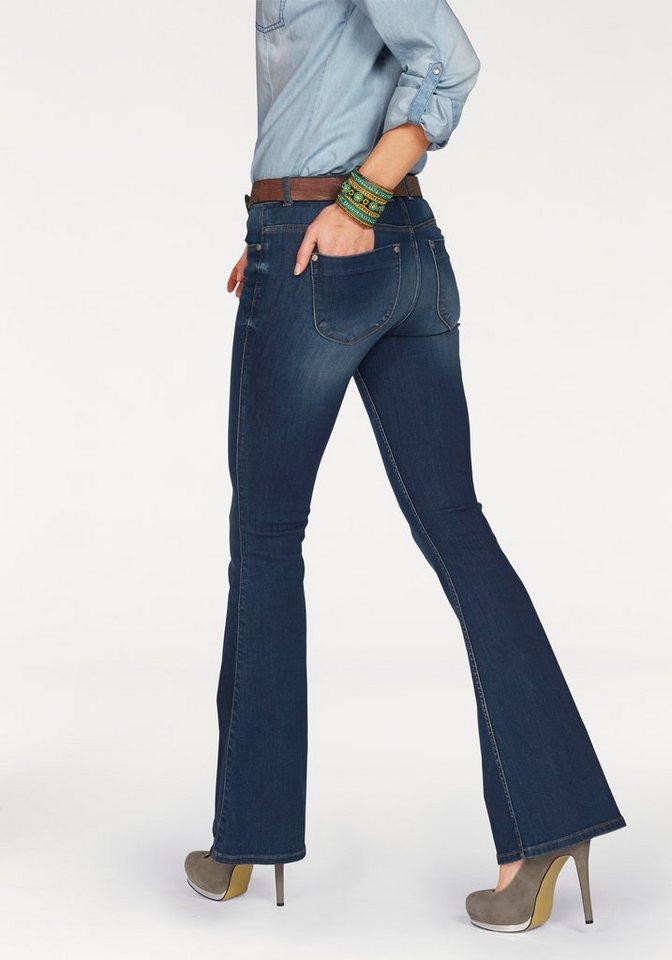 Only Schlagjeans »Gigi« im 5-Pocket-Style in blue-stone-washed