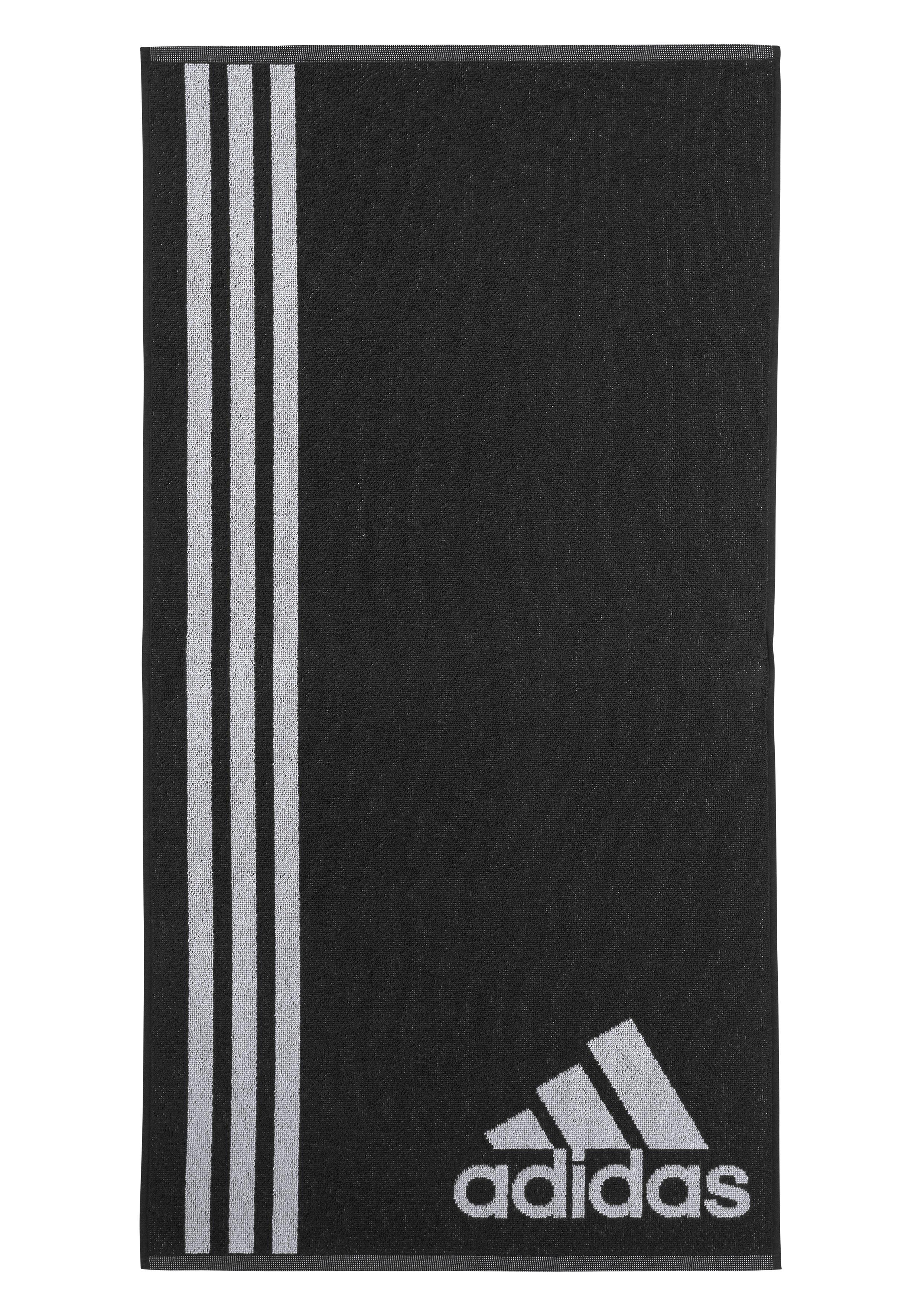 Badetuch, adidas Performance, mit drei großen Streifen | Bad > Handtücher > Badetücher | adidas Performance