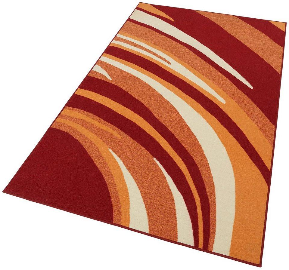 Teppich, Theko, »Akron«, gewebt in terra