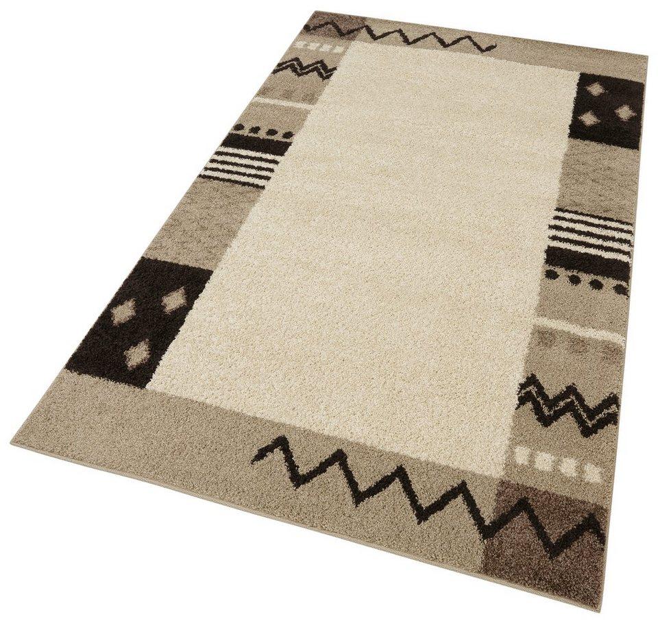 Teppich, Home affaire Collection, »Amarillo«, gewebt in natur