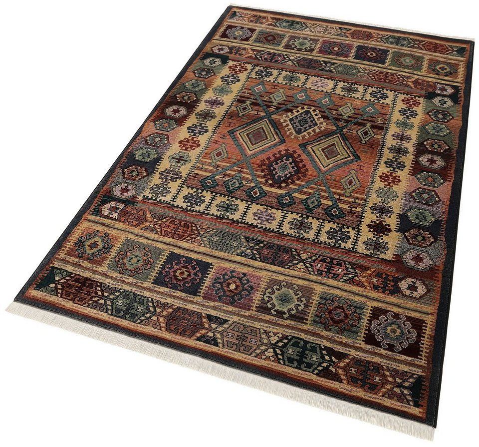 Teppich, Oriental Weavers, »Huerva«, gewebt in blau multi