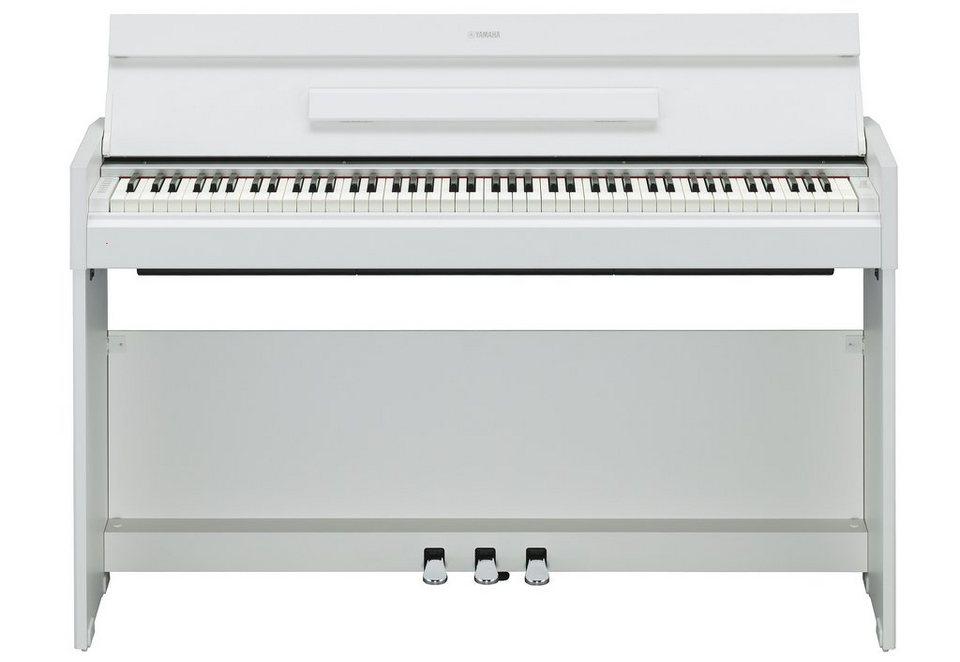 Yamaha DigitalPiano, »YDP-S52WH« in weiß