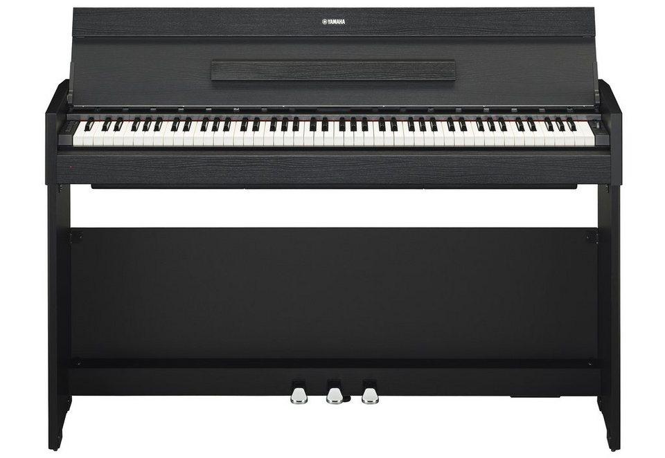 Yamaha DigitalPiano, »YDP-S52B« in schwarz