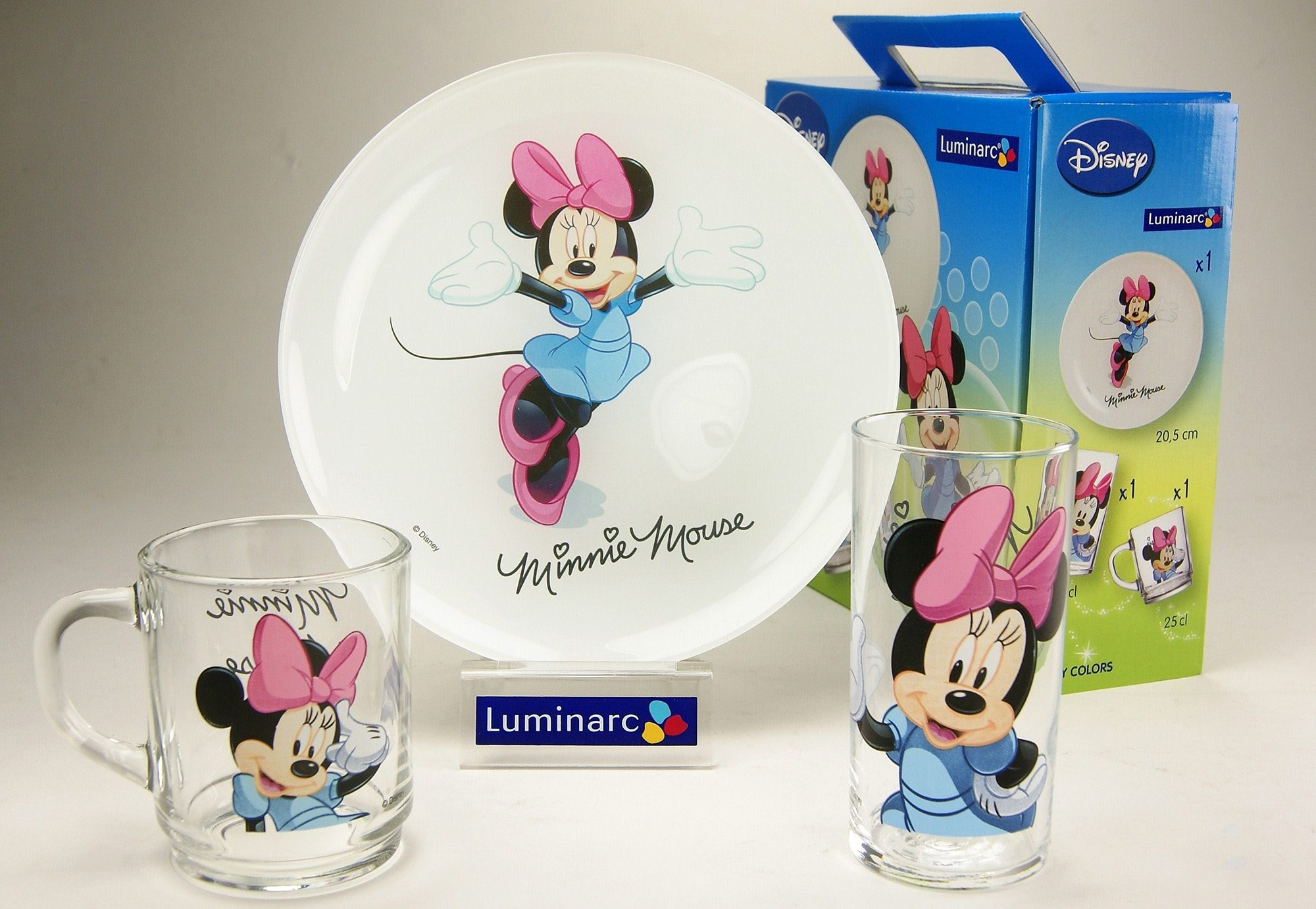 Luminarc Kinderservice, »MINNIE« (3tlg.)