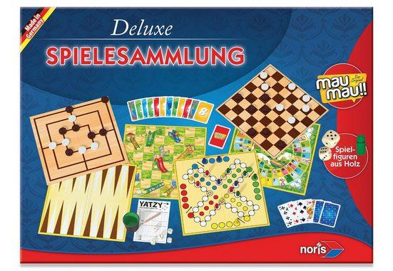 Noris Spielesammlung, »Deluxe Spielesammlung«, Made in Germany