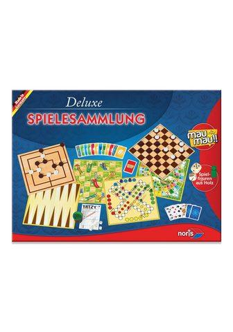 """Spielesammlung """"Deluxe Spielesamm..."""