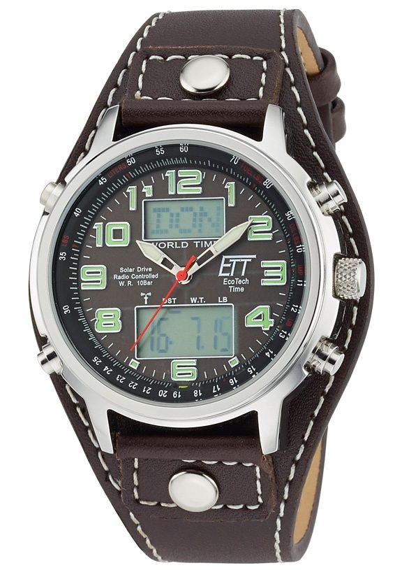 ETT Funkchronograph »EGS-11303-21L«