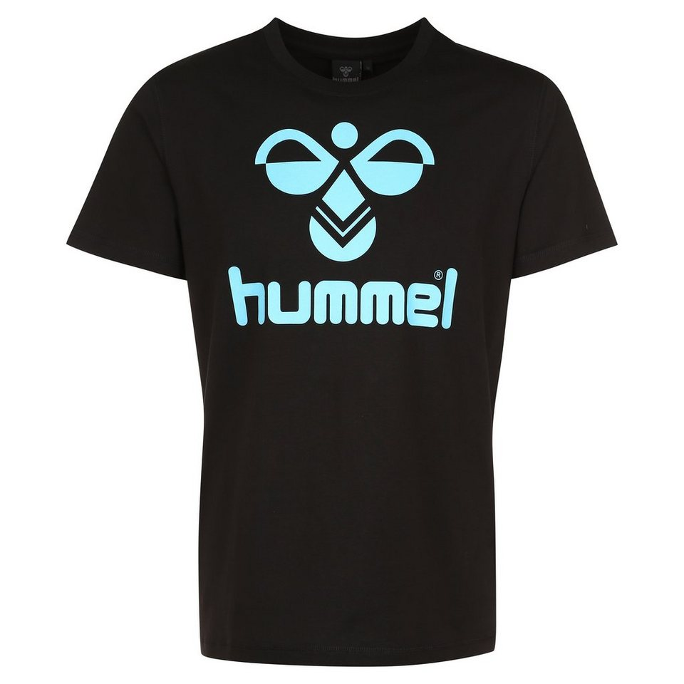 HUMMEL TEAMSPORT Classic Bee T-Shirt Herren in schwarz / blau