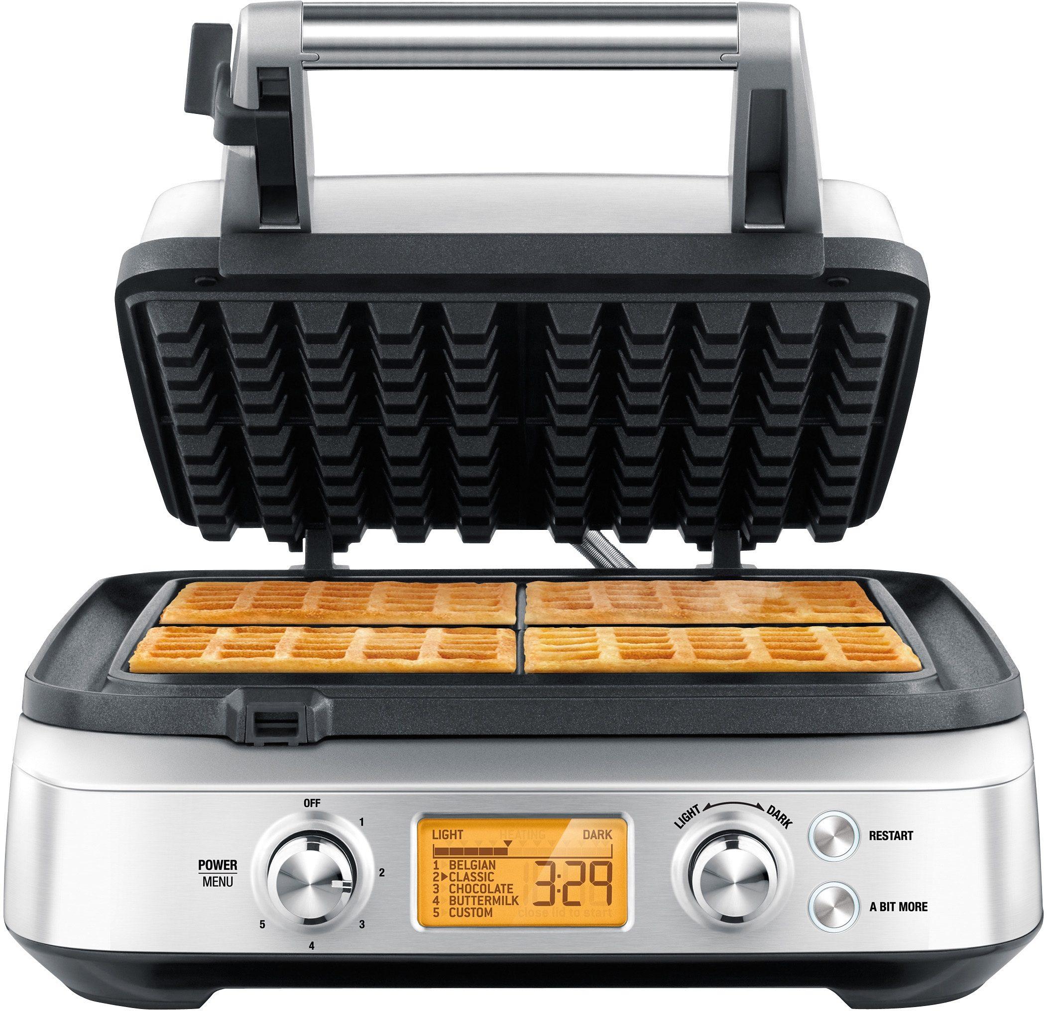 Gastroback Waffeleisen >>Design Gourmet Waffeleisen Advanced 4S 42421<<, max. 1.800 Watt