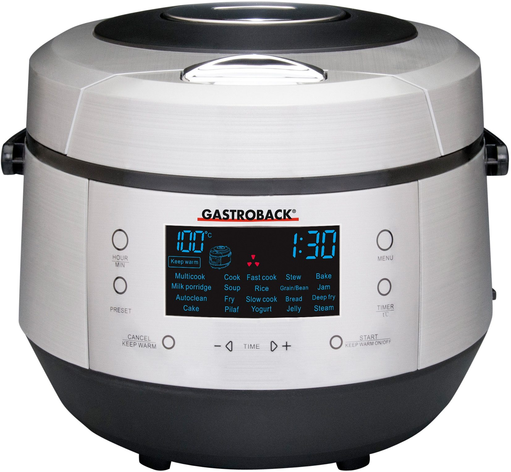 Gastroback Multicooker >>Design Multicook Plus 42526<<, 950 Watt
