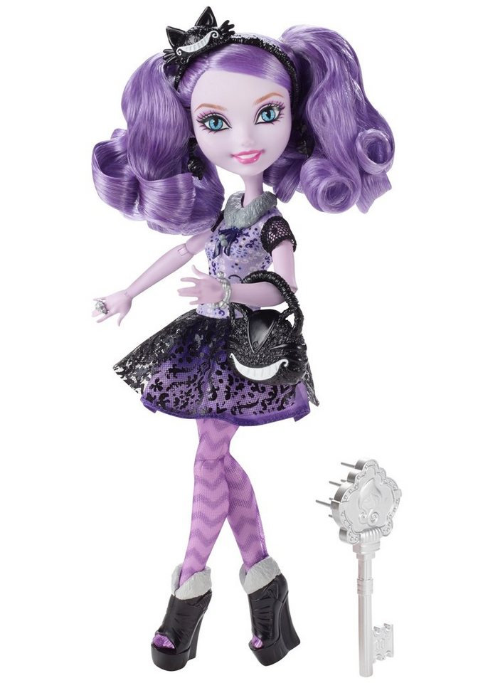 Mattel Puppe, »Ever After High - Kitty Cheshire«