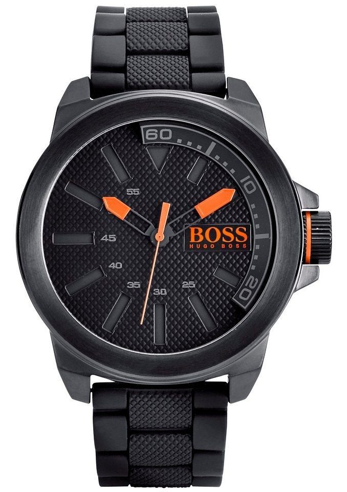Boss Orange Quarzuhr »NEW YORK, 1513004« in schwarz