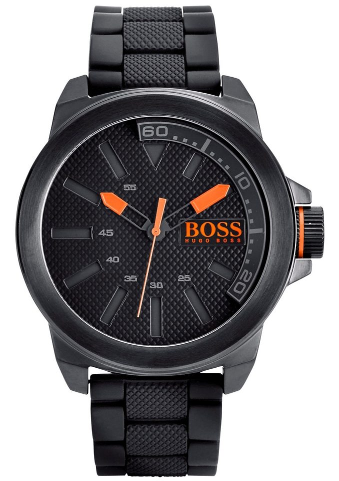 Boss Orange Quarzuhr »NEW YORK, 1513004«
