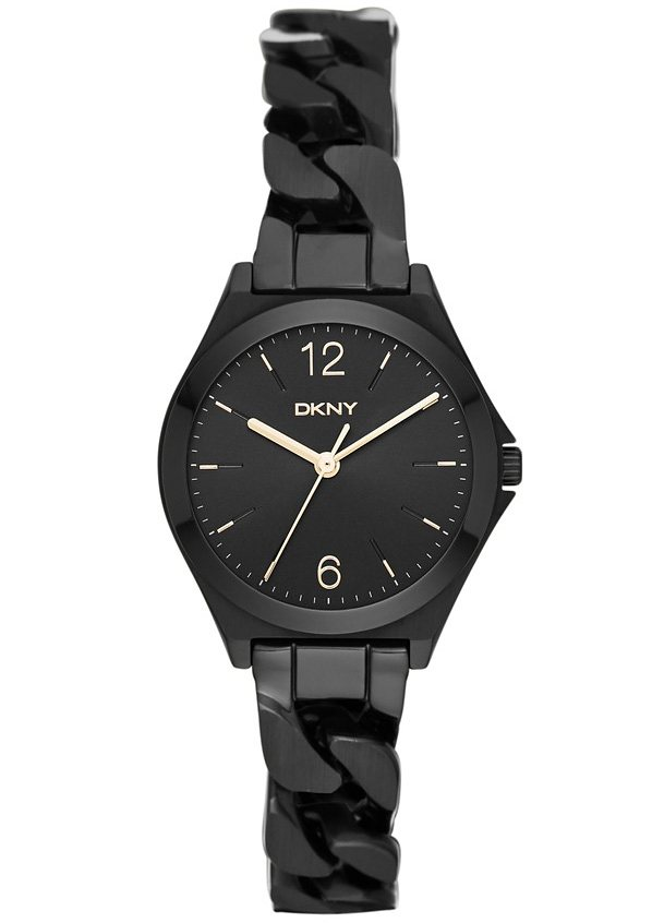 "DKNY, Armbanduhr, ""PARSONS, NY2426"" in schwarz"