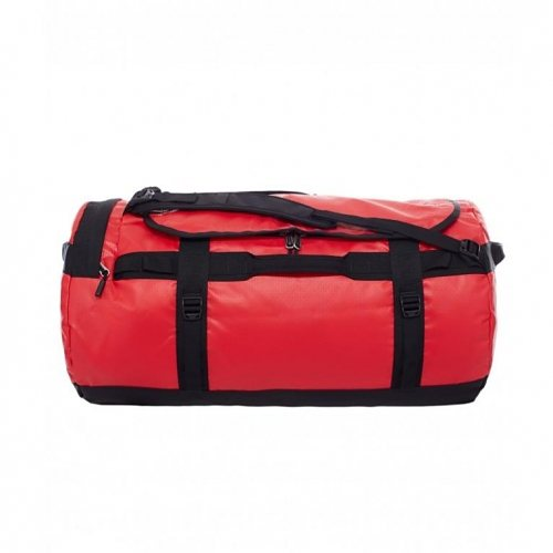 The North Face Rucksäcke / Taschen »Base Camp Duffel M« in TNF red/black