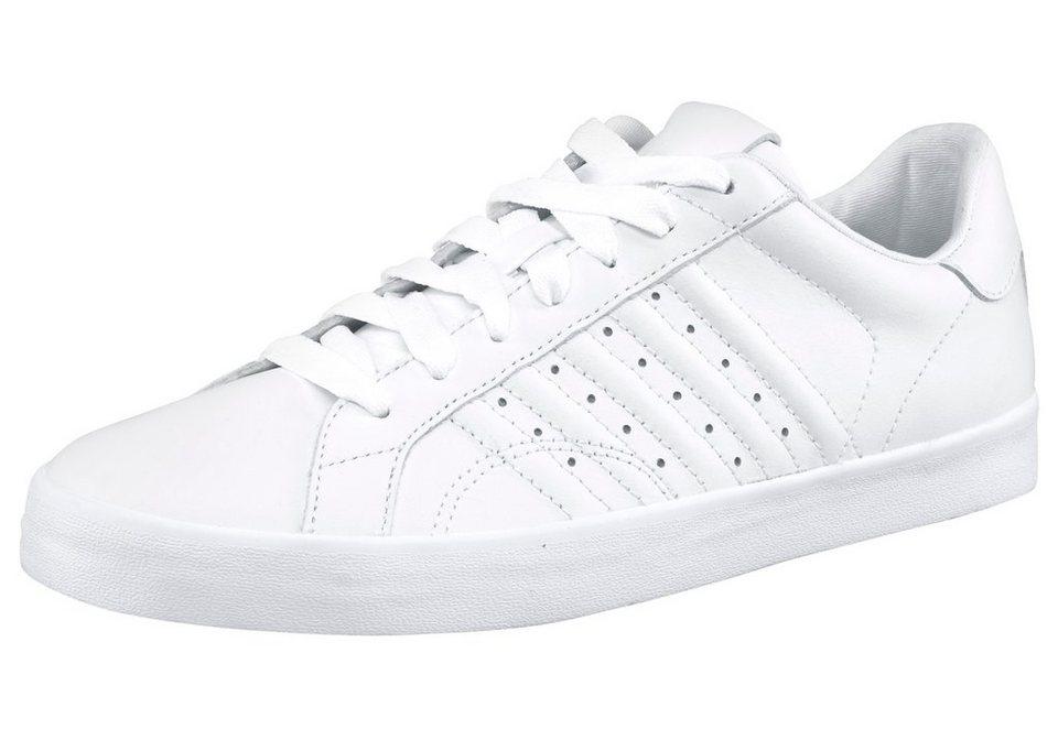 K-Swiss Belmont Sneaker in Weiß