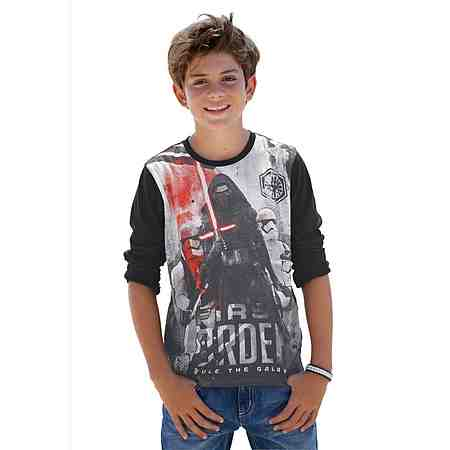 "Star Wars Langarmshirt ""STAR WARS - THE FORCE AWAKENS"""