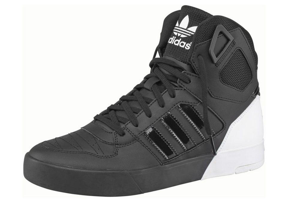 adidas Originals Spectra W Sneaker in Schwarz-Weiß