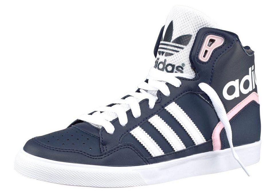 adidas Originals »Extaball W« Sneaker in marine-rosa
