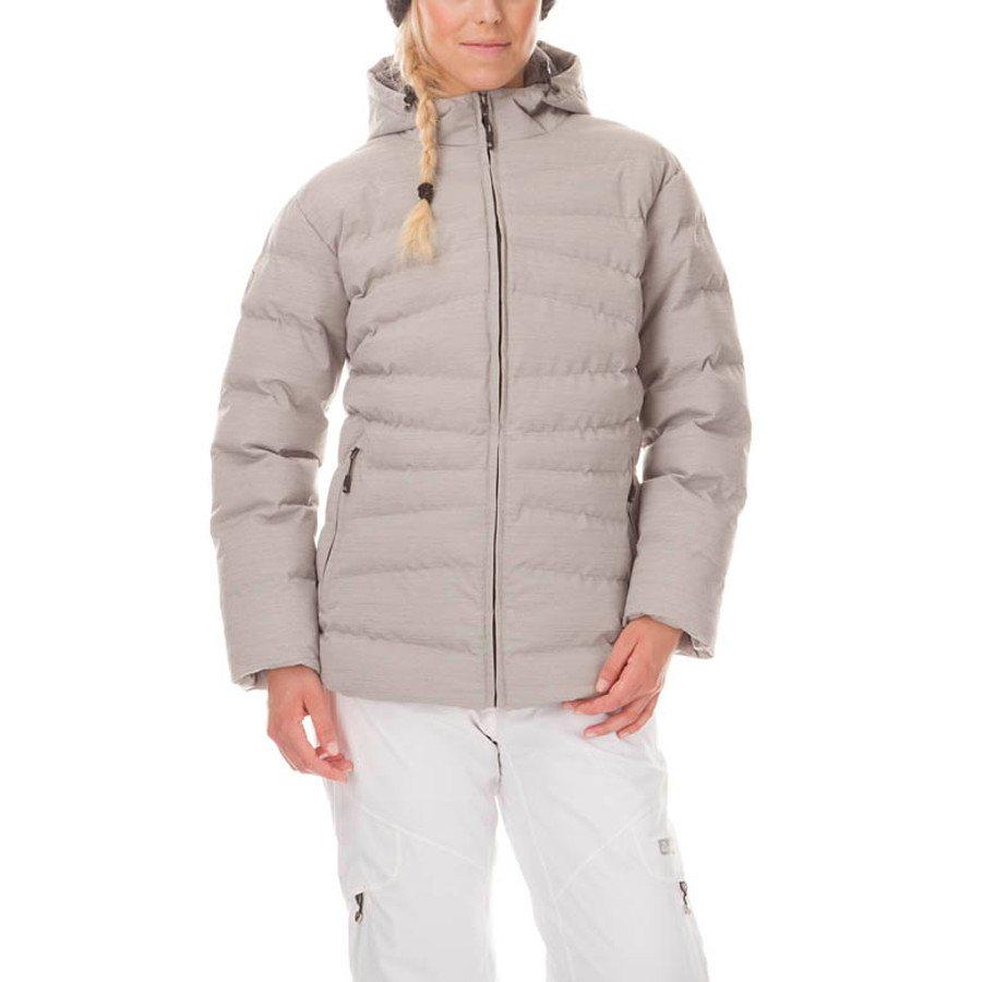 Nord Blanc Outdoorjacke »Havoc Padded Jacket Women« in grau